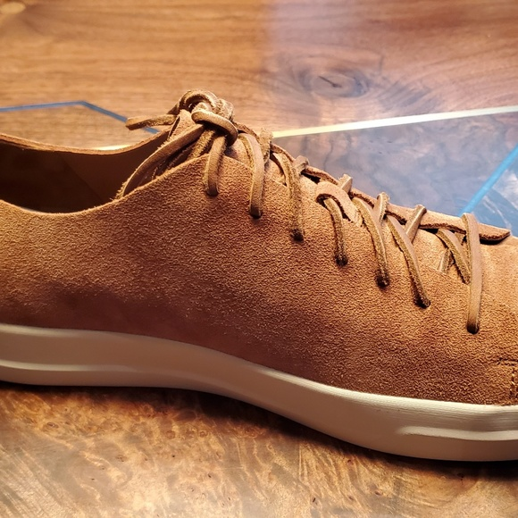 Vince Shoes Copeland Cedar